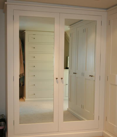 Luxury Handmade Fitted Bedroom Furniture And Freestanding